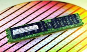 Samsung'dan 32 GB'lık RAM
