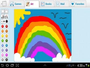 Çocuklar İçin Android Uygulamaları