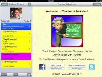 Öğretmen Yardımcısı -Mobil Uygulama