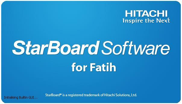 Hitachi Starboard Kullanımı-1 ( Resimli Anlatım )