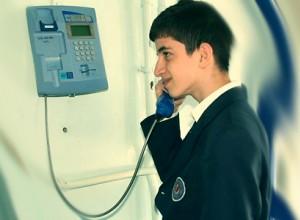 Öğrenciye Ankesörlü Telefon Okuldan Bedava