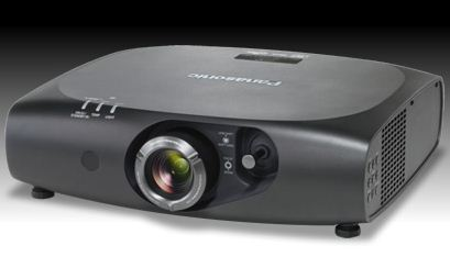 Panasonic PT-RZ470 Projeksiyon