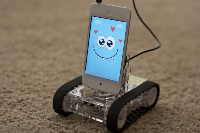 iPhone Robotunuz Hazır