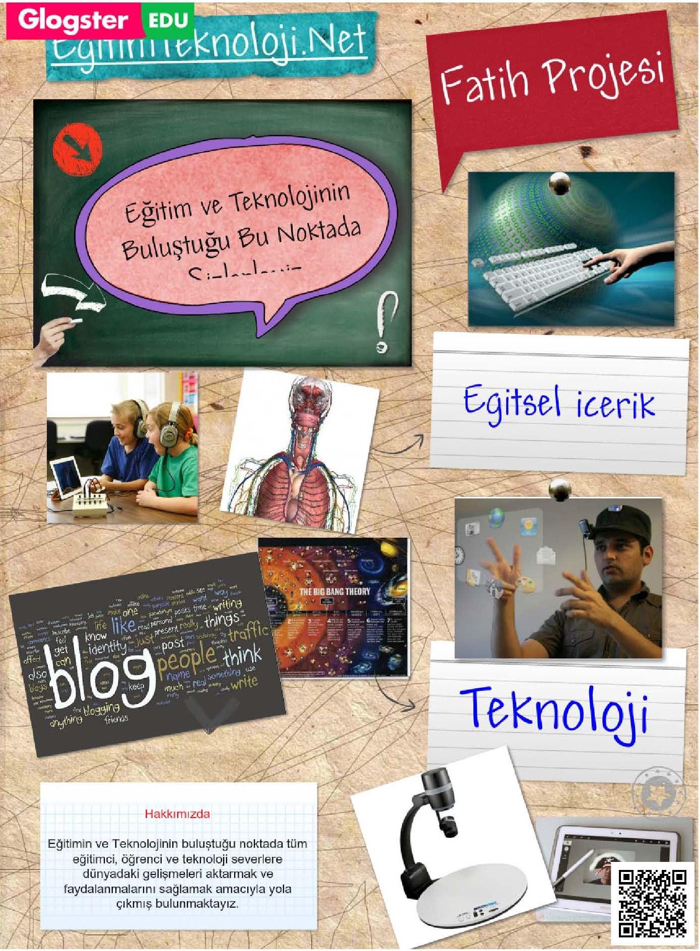 İnteraktif Poster Hazırlama