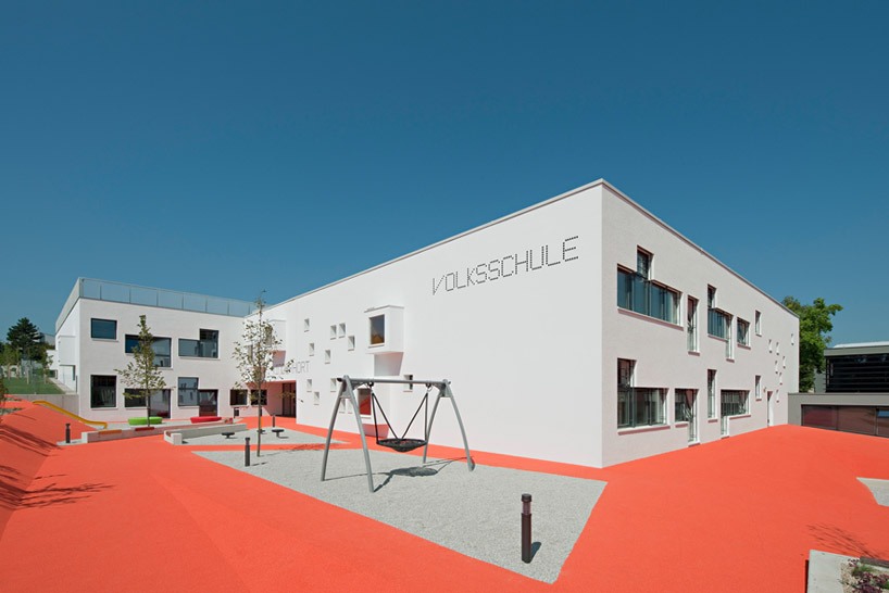 2012'nin En İlginç Eğitim Binaları