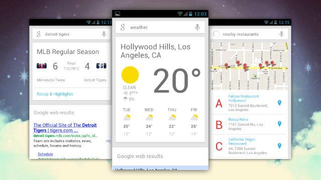 Google Now Uygulaması Nedir