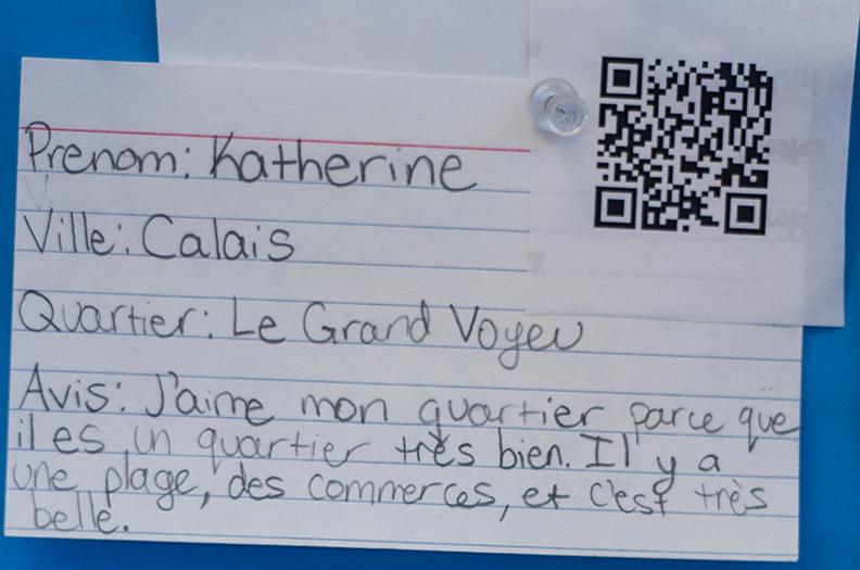 Eğitimde QR Kod Uygulamaları-Tablet Etkileşimi