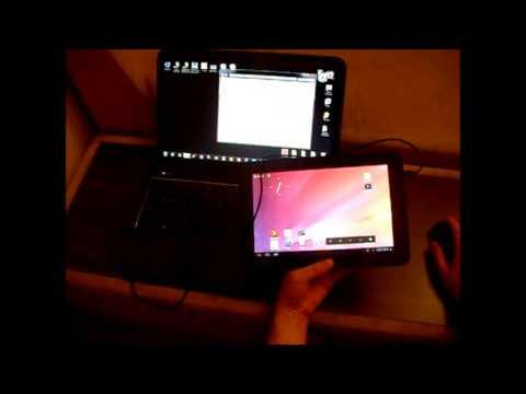Vestel Tablet Dosya Yükleme-Video