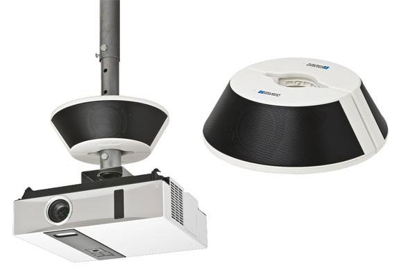 Projeksiyon İçin Taşınabilir Ses Sistemi