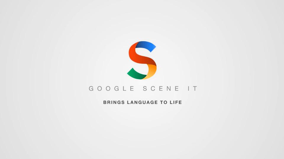 Google Scene İt İle İngilizceni Geliştir
