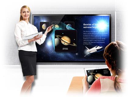 Samsung Smart School Sınıf Yönetim Sistemi