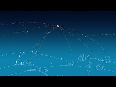 Google İle Uzaydan İnternete Bağlanın