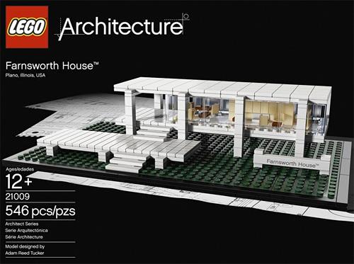 Lego Mimari Ürünleri