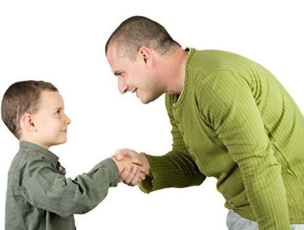 Çocuklara Saygı Duyalım