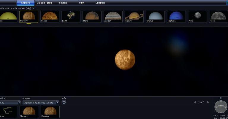 Teleskop Uygulaması