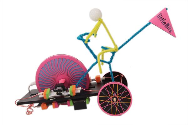 LittleBits Öğreten Tuğlalar