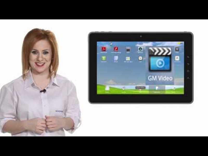 Telpa General Mobile Tablet Tanıtım Videosu