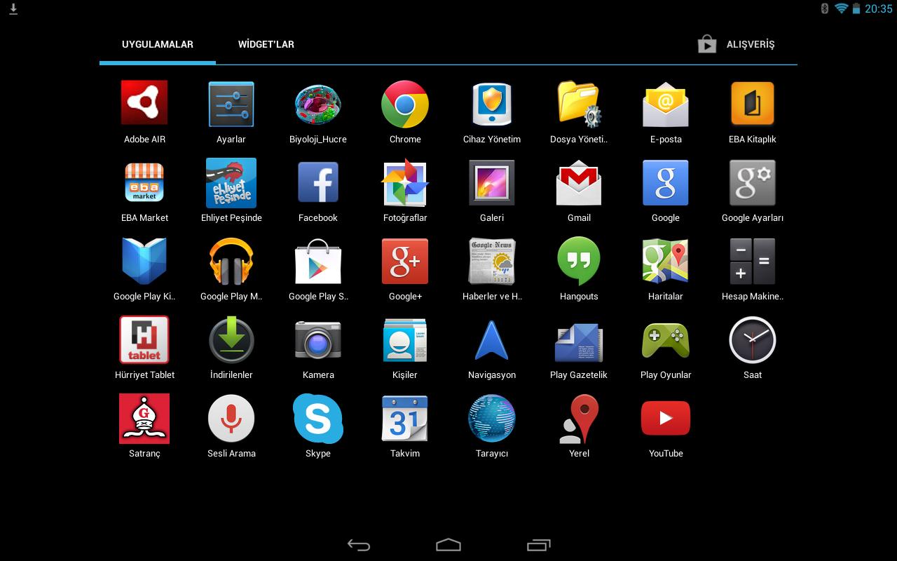 GM-Öğrenci Tableti Yazılım İncelemesi-Video