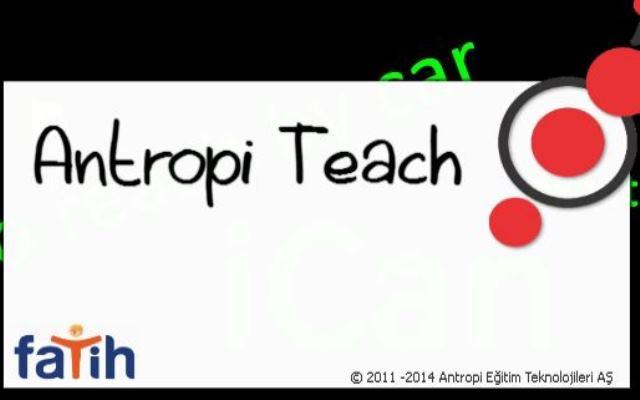 Antropi Teach İndir