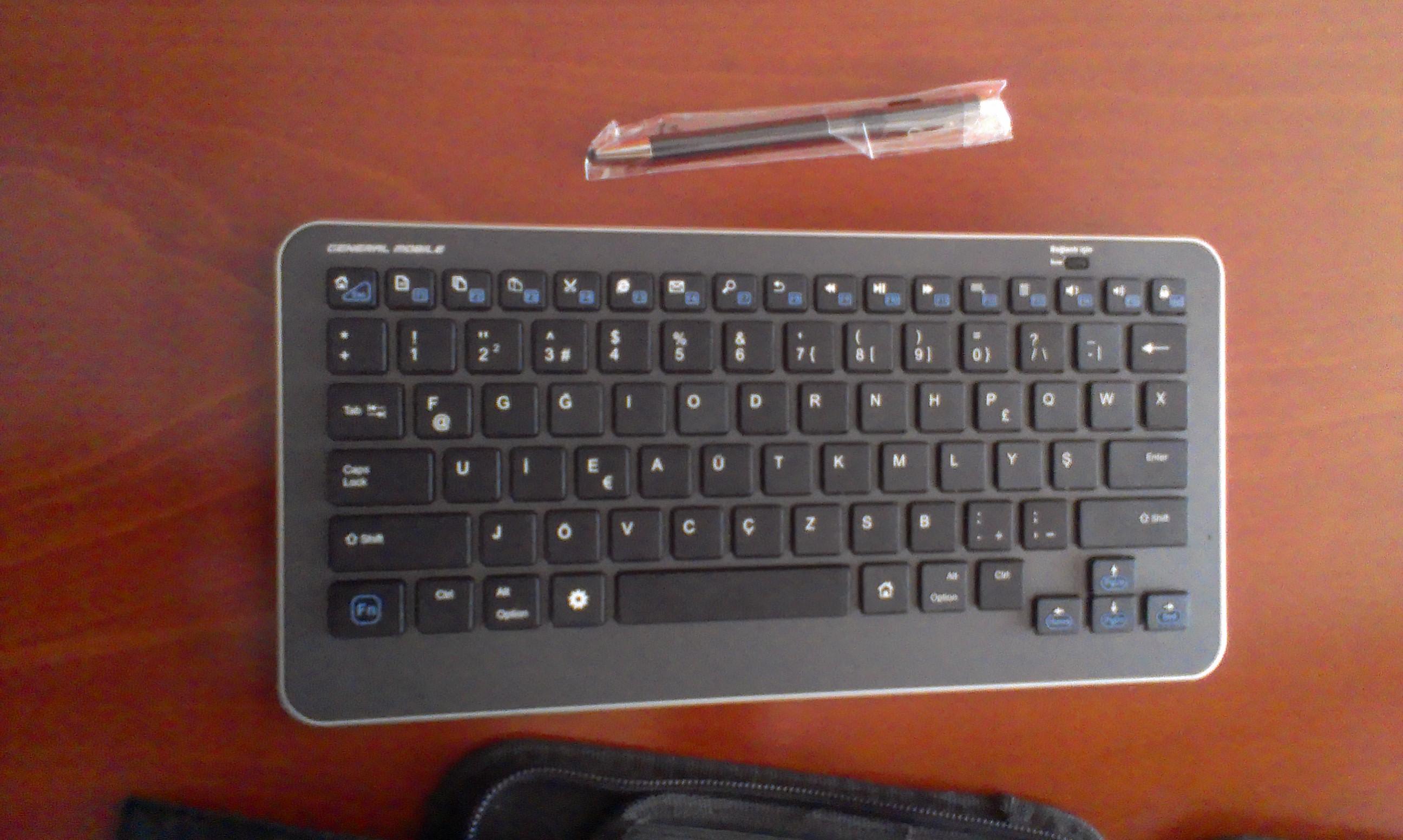GM-Öğretmen Tableti Klavye Bağlatısı-Video