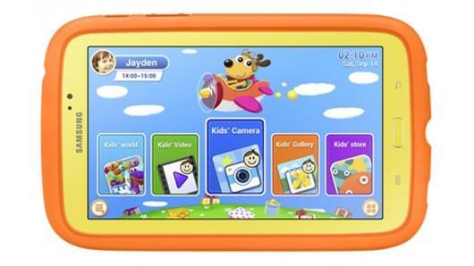 Çocuklar İçin Samsung Galaxy Kids