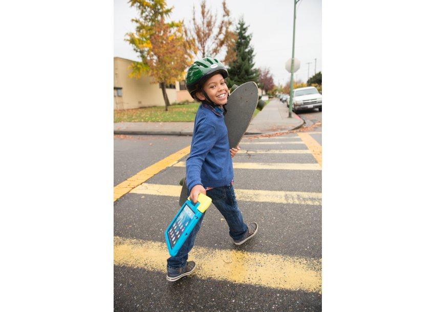 Commercial Photo Shoot for Kensington SafeGrip by Maurice Ramirez