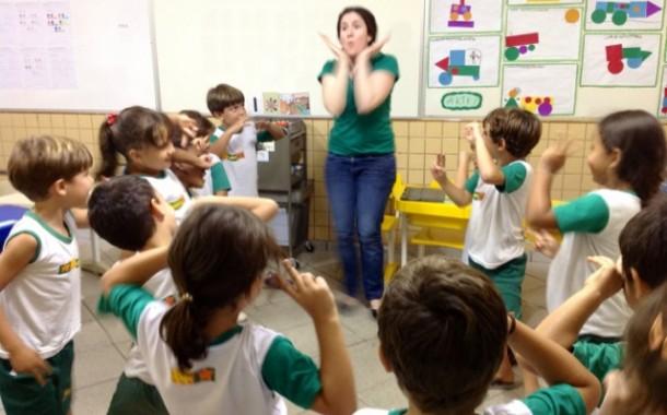 İlkokullar İçin Örnek İngilizce Dersi
