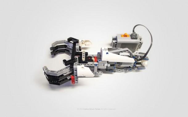 Lego Mindstorm EV 3 Labirent