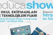 Educashow 2016 Başlıyor