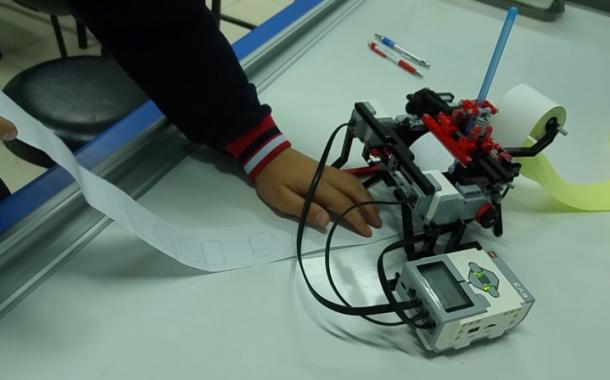 Lego'dan Nasıl Yazıcı Olur ?