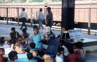 İstasyonu Çocuklar Olan Tren Okul
