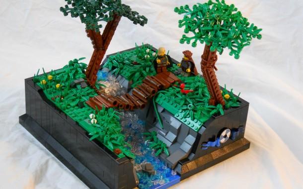 Lego Story İle Hikayeni Yaz...