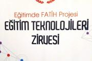 Fatih Projesi Eğitim Teknolojileri Zirvesindeydik