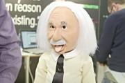 Einstein Robot İş Başında