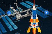 Lego ile Uzayı Keşfet
