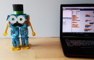 Marty Kendin Yap Robot