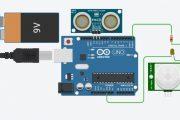 Arduino Simülasyonu TinkerCad