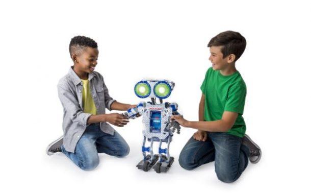 Konuşabileceğiniz Robot Meccanoid