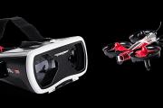 Sanal Gerçeklik Gözlüğü İle Drone Kontrolü