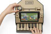 Nintendo Labo ile Karton Hayat Buldu