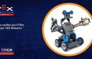 Vex Robotics Hızlı Bir Giriş Yaptı...
