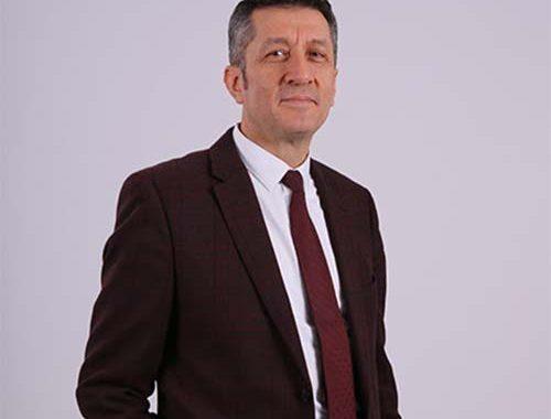 Yeni Milli Eğitim Bakanı Prof. Dr. Ziya Selçuk...
