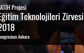 Fatih Projesi ETZ 2018 Başlıyor...